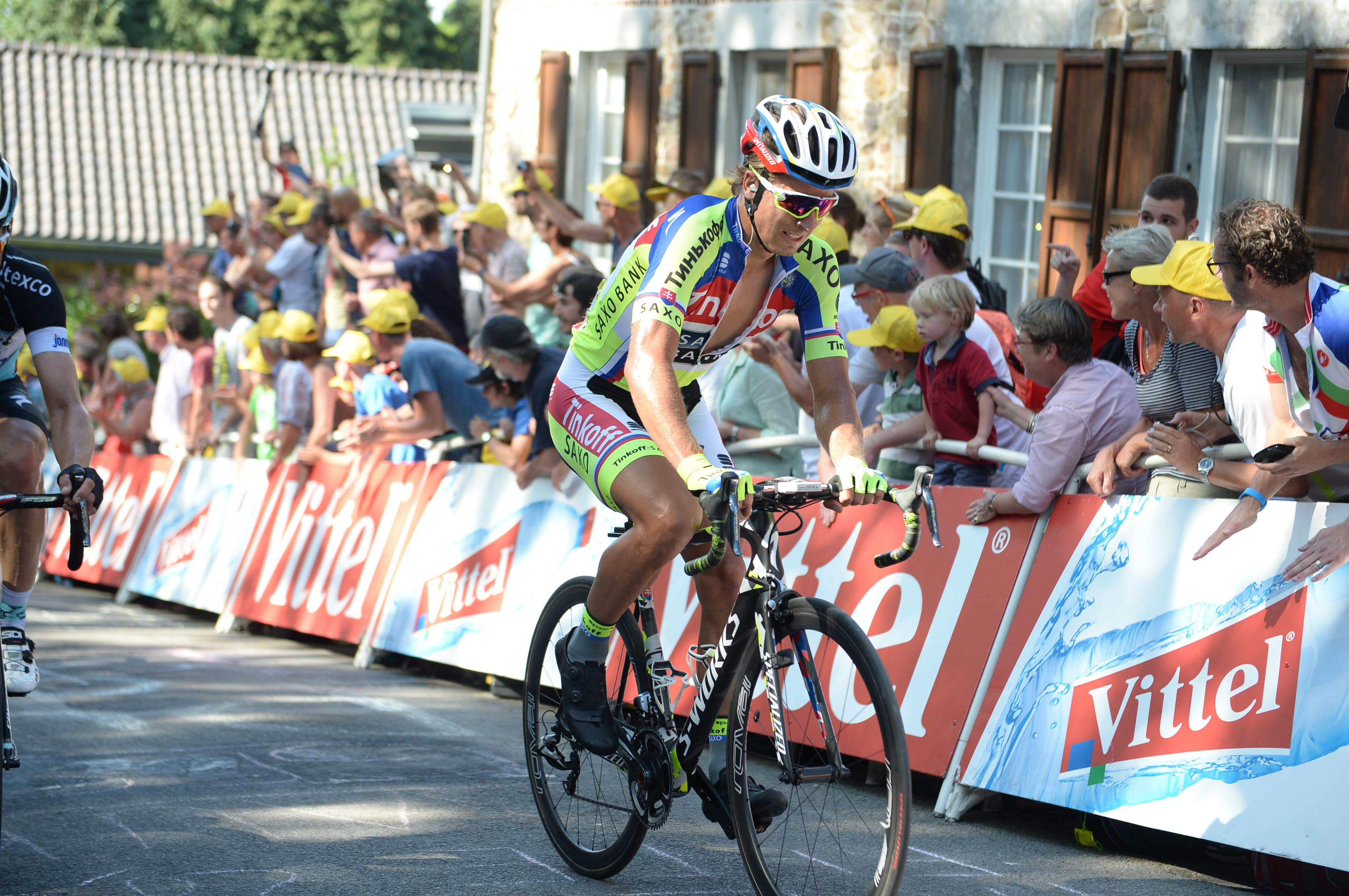 Peter Sagan - Tour de France 2015. (pic: Sirotti)