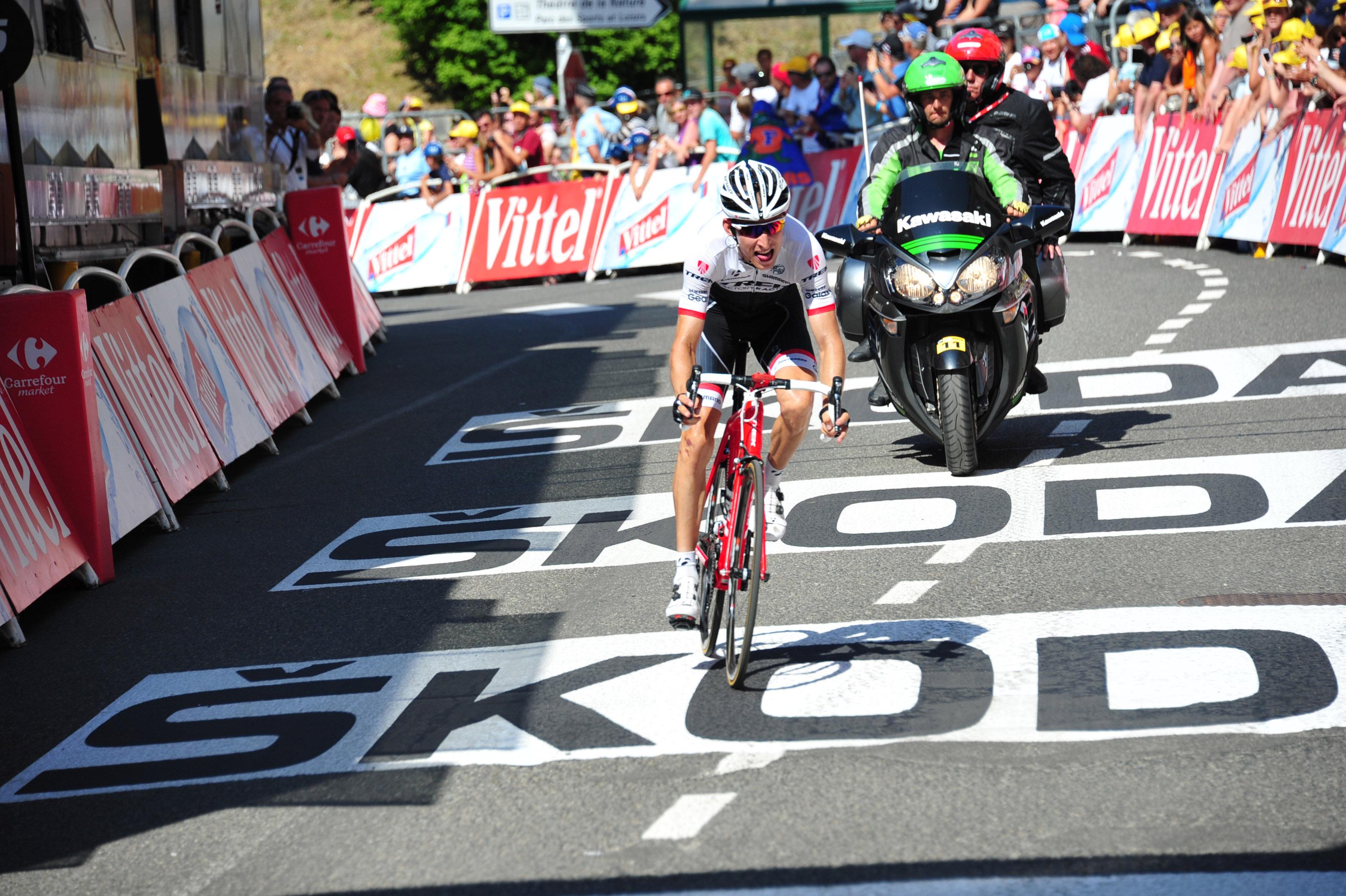 Tour de France 2015 - 11. Etappe - Pyrenäen - Bauke Mollema