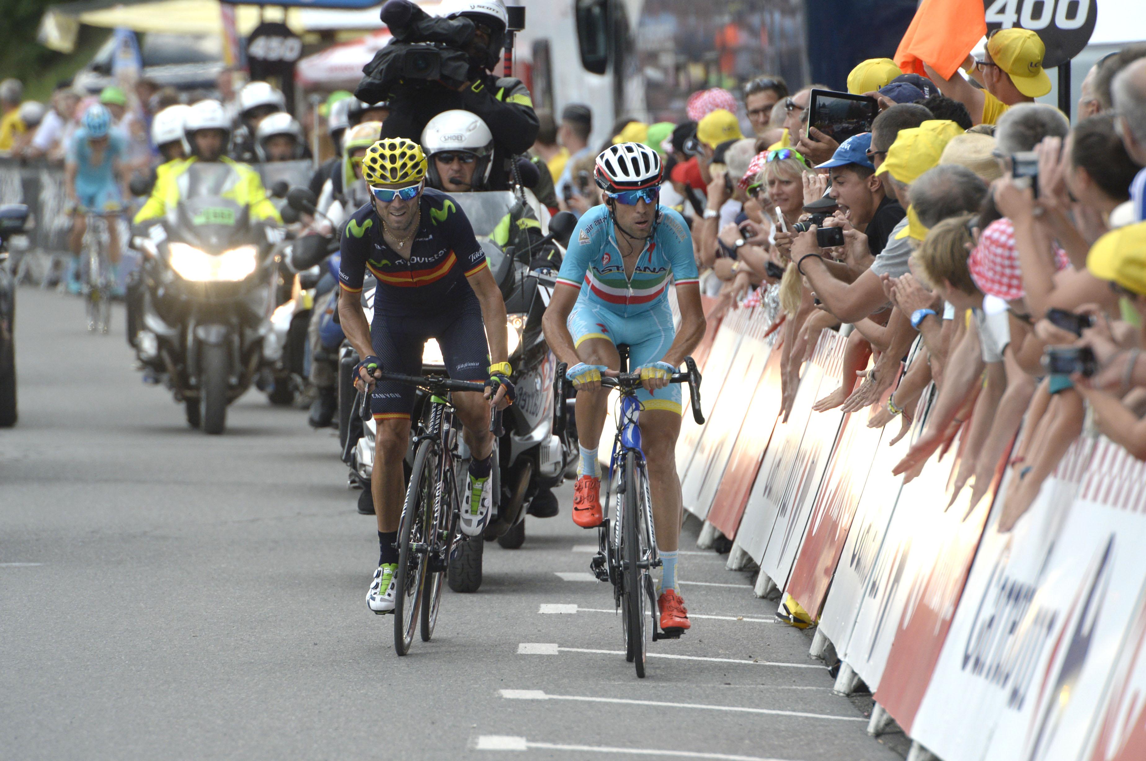 Die 17. Etappe der Tour de France 2015 hatte einiges zu bieten. (pic: Sirotti)