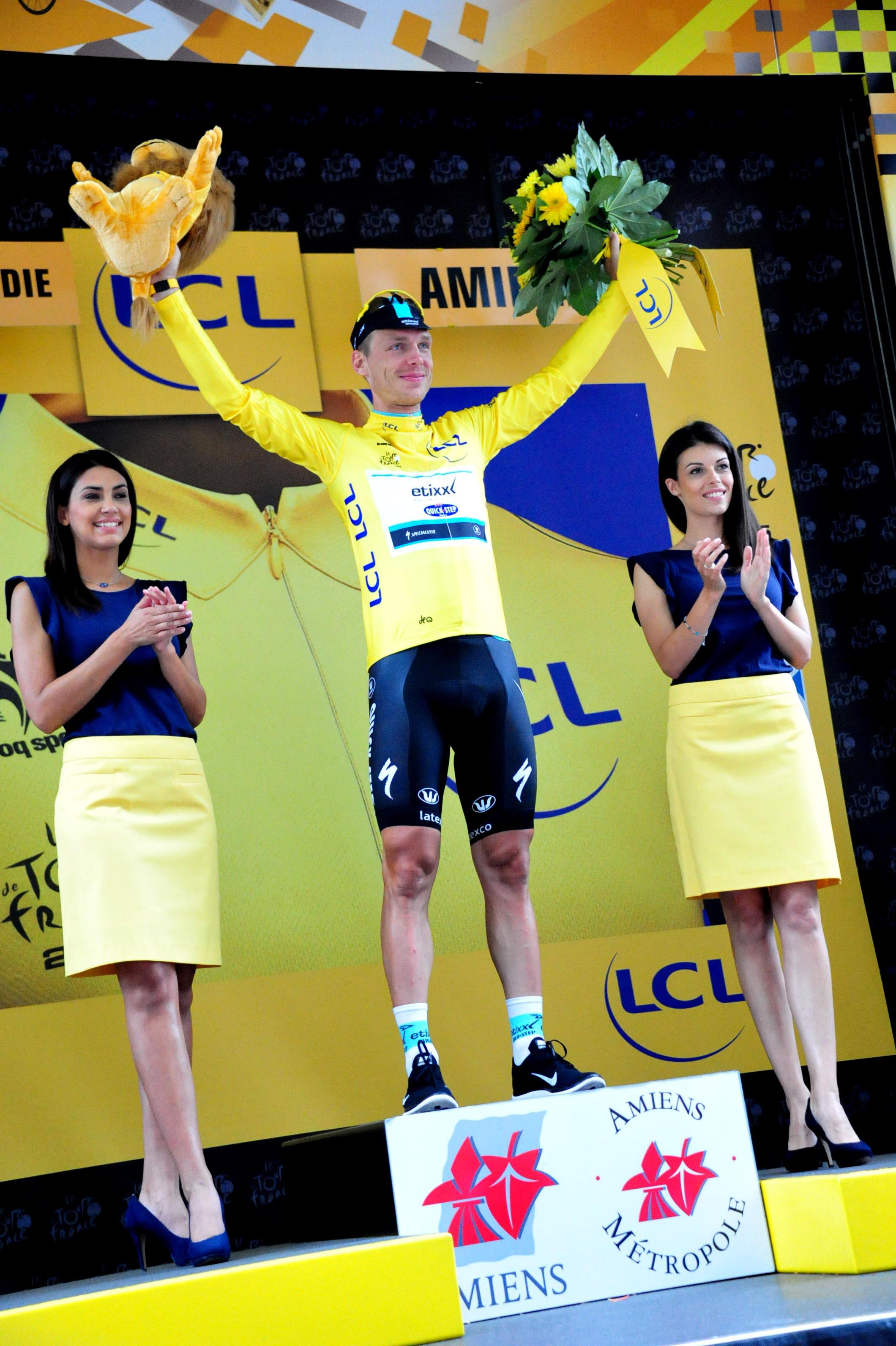Tour de France 2015 - 5. Etappe - Tony Martin