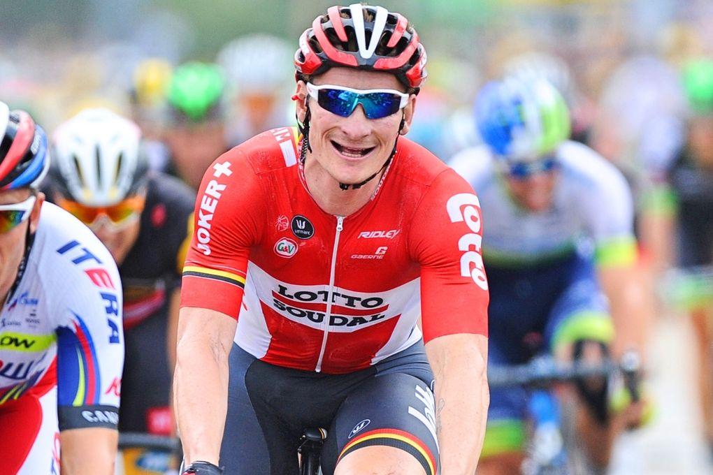 Andre Greipel gewinnt die letzte Etappe der Tour de France 2015 in Paris! (pic: Lotto-Soudal)