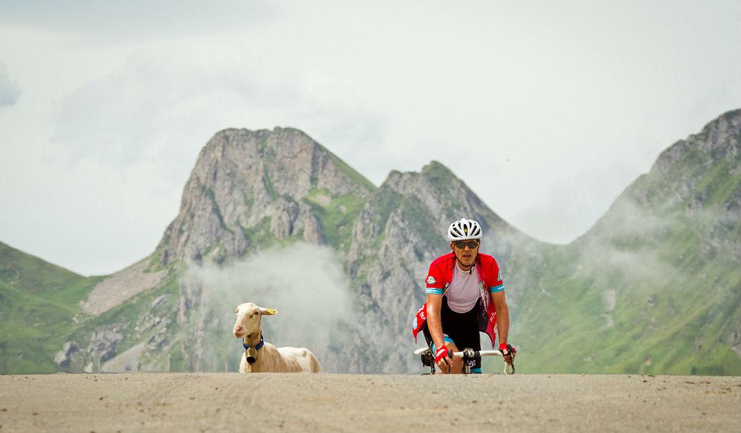 Man muss keine Bergziege sein, um Spaß in den Alpen zu haben. Etwas Abenteuerlust sollte man aber dennoch mitbringen.