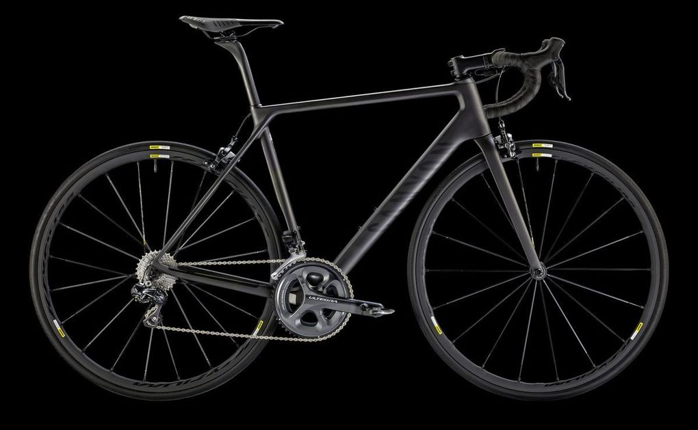 Sortiment 2016: Canyon Ultimate CF SLX 8.0 Di2 (Foto: Canyon)
