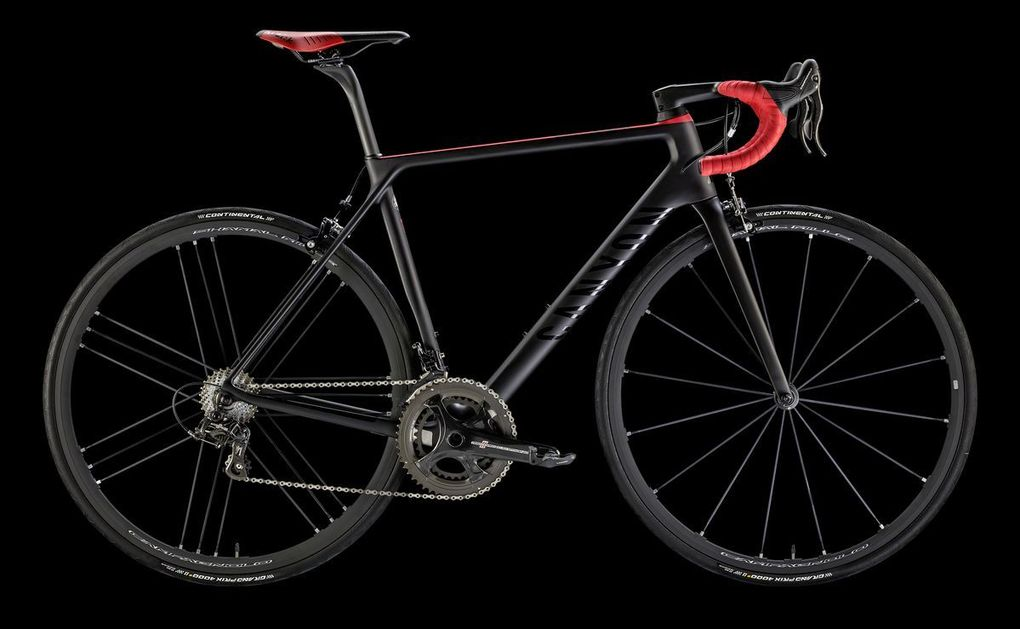 Sortiment 2016: Canyon Ultimate CF SLX 9.0 Pro (Foto: Canyon)