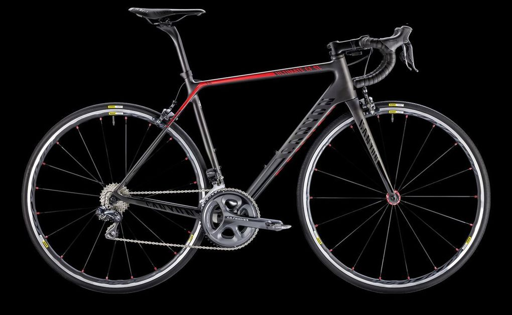 Sortiment 2016: Canyon Ultimate CF SL 9.0 Di2 (Foto: Canyon)