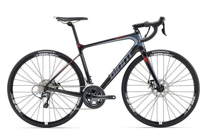 Sortiment 2016: Giant Defy Advanced 3 (Foto: Giant)
