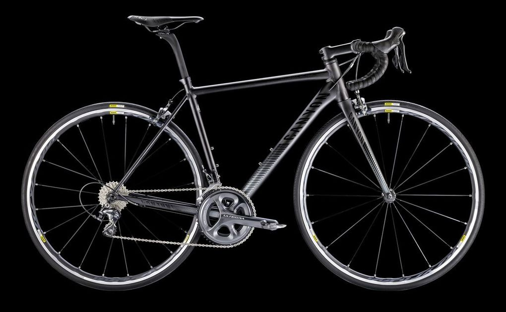 Sortiment 2016: Canyon Ultimate AL SLX 9.0 (Foto: Canyon)
