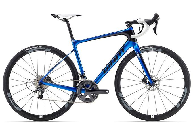 Sortiment 2016: Giant Defy Advanced Pro 2 (Foto: Giant)