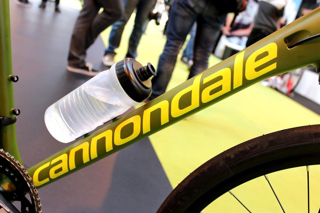 Cycle Show 2015: Cannondale Slate Gravelbike (Foto: George Scott / Factory Media)