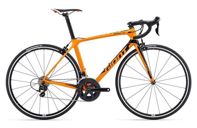 Sortiment 2016: Giant TCR Advanced Pro 2 (Foto: Giant)