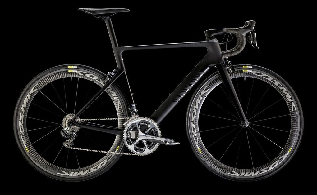Sortiment 2016: Canyon Aeroad CF SLX 9.0 SL (Foto: Canyon)