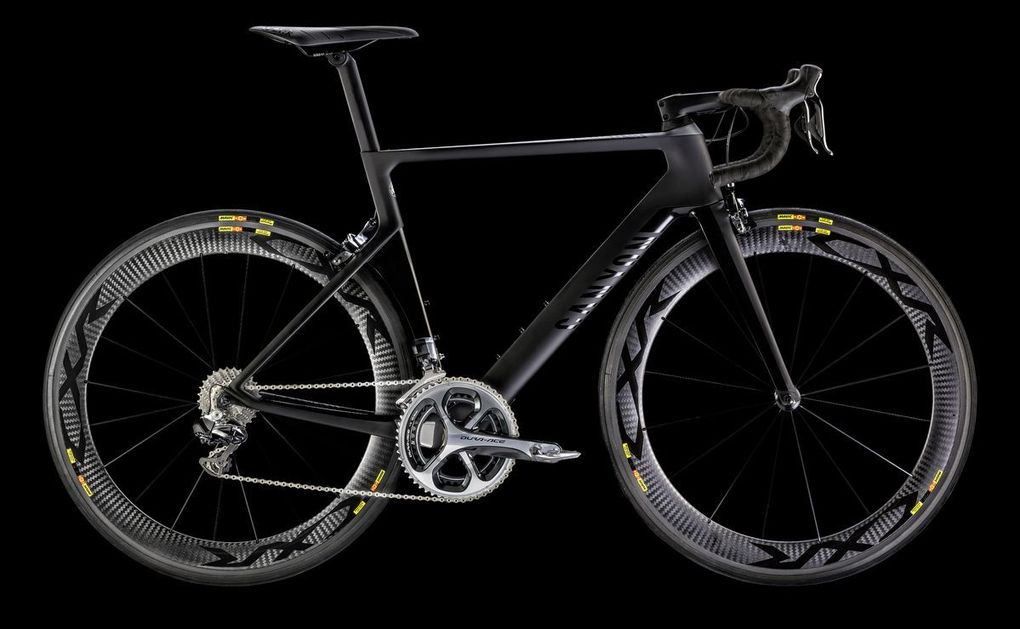 Sortiment 2016: Canyon Aeroad CF SLX 9.0 Team (Foto: Canyon)