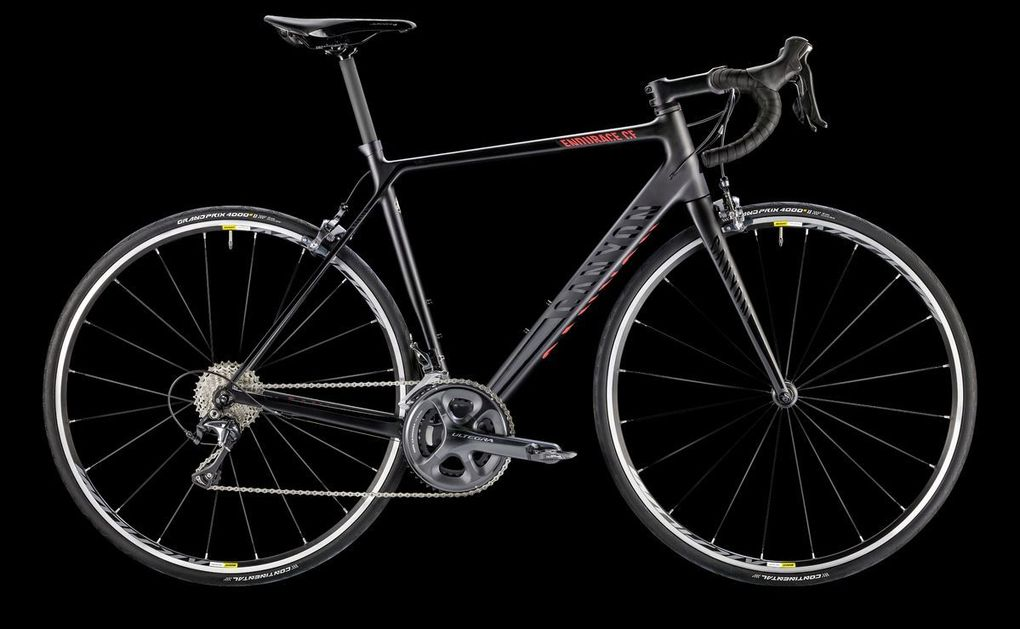 Sortiment 2016: Canyon Endurace CF 7.0 SL (Foto: Canyon)