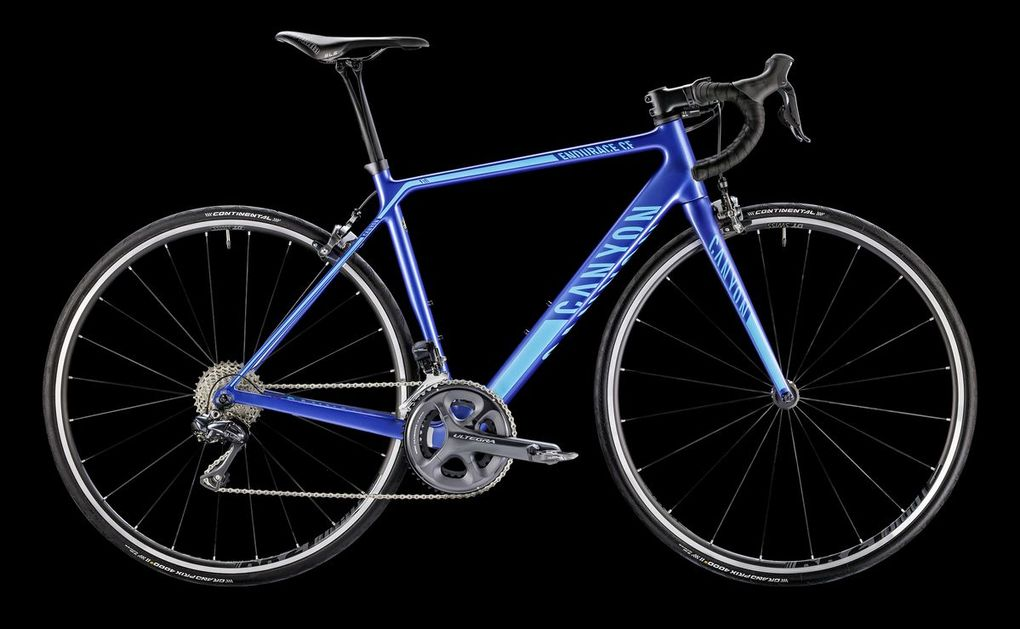 Sortiment 2016: Canyon Endurace CF 9.0 Di2 WMN (Foto: Canyon)