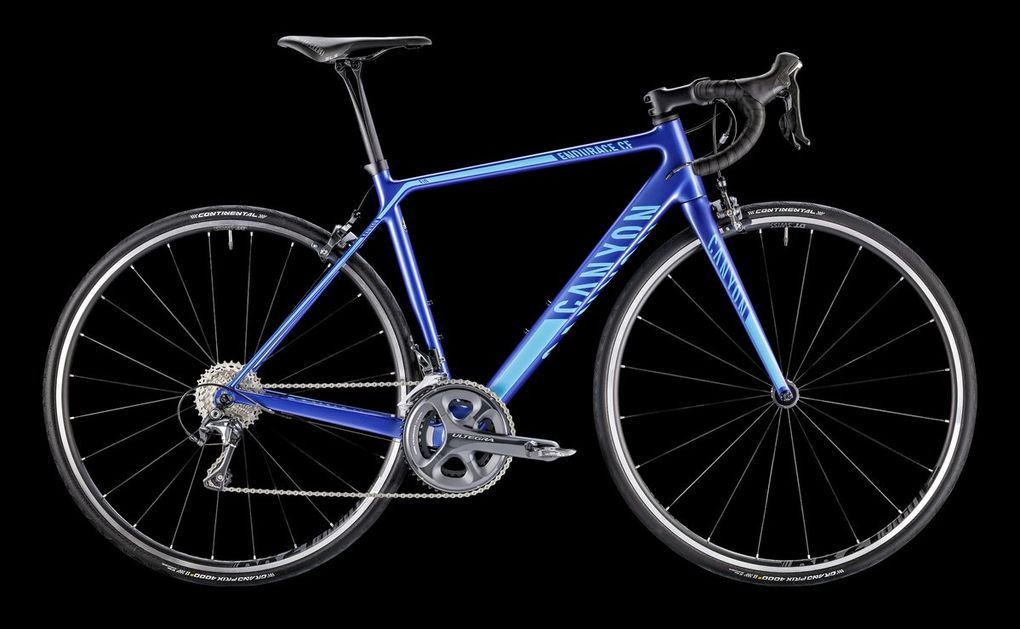 Sortiment 2016: Canyon Endurace CF 9.0 WMN (Foto: Canyon)