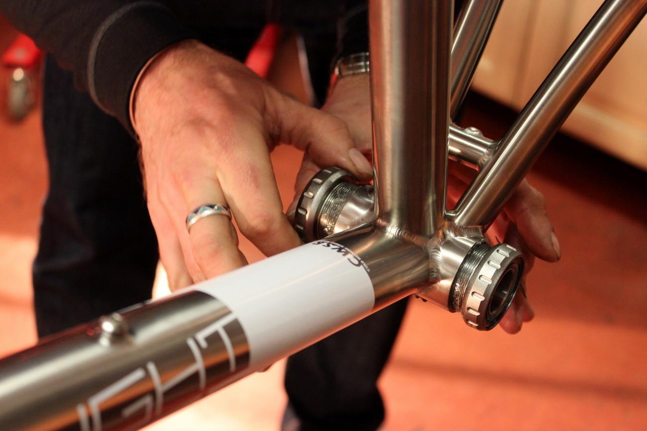 Du spielst mit dem Gedanken, dein Rennrad selbst aufzubauen? Wir ermutigen dich, es zu tun!