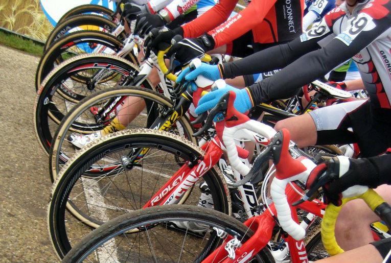 Was braucht man alles für eine Cyclo-Cross Rennen?