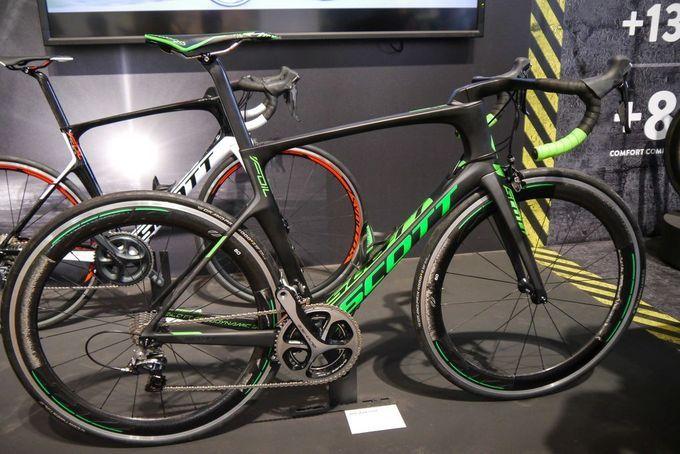 18 der besten Rennräder 2016: Scott Foil