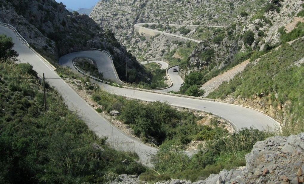 Die schönsten Rennrad-Strecken der Welt: Sa Calobra auf Mallorca (Foto: Marie, via Flickr Creative Commons)