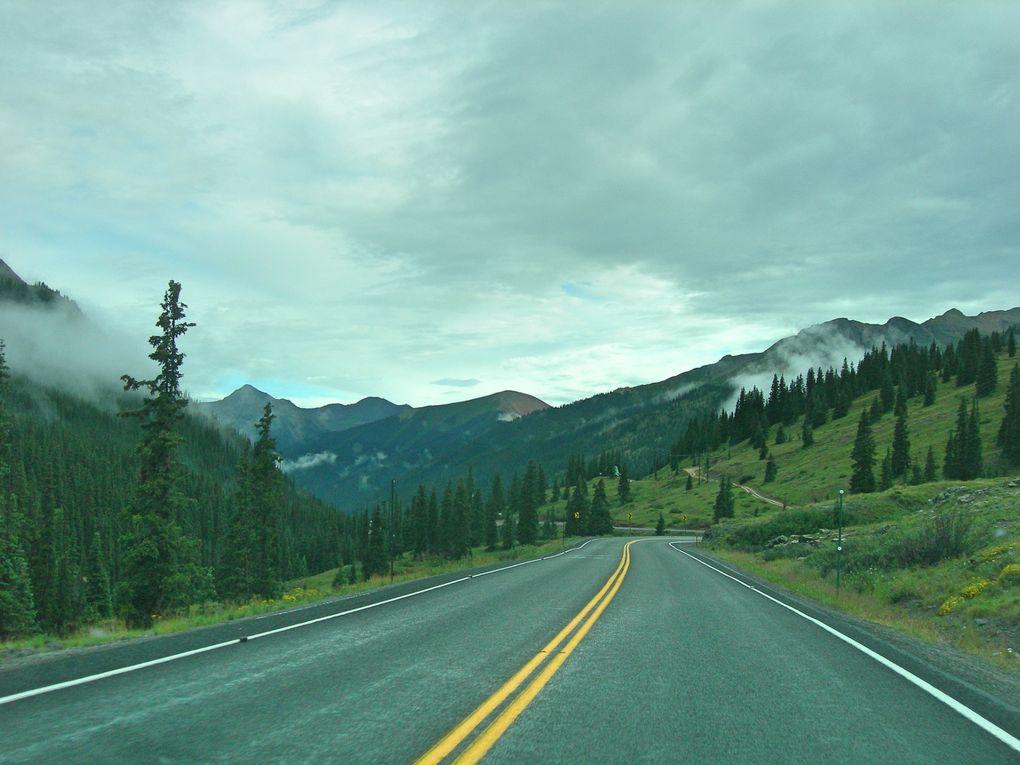 Die schönsten Rennrad-Strecken der Welt: Red Mountain Pass in Colorado (Foto: Jimmy Emerson, DVM, via Flickr Creative Commons)