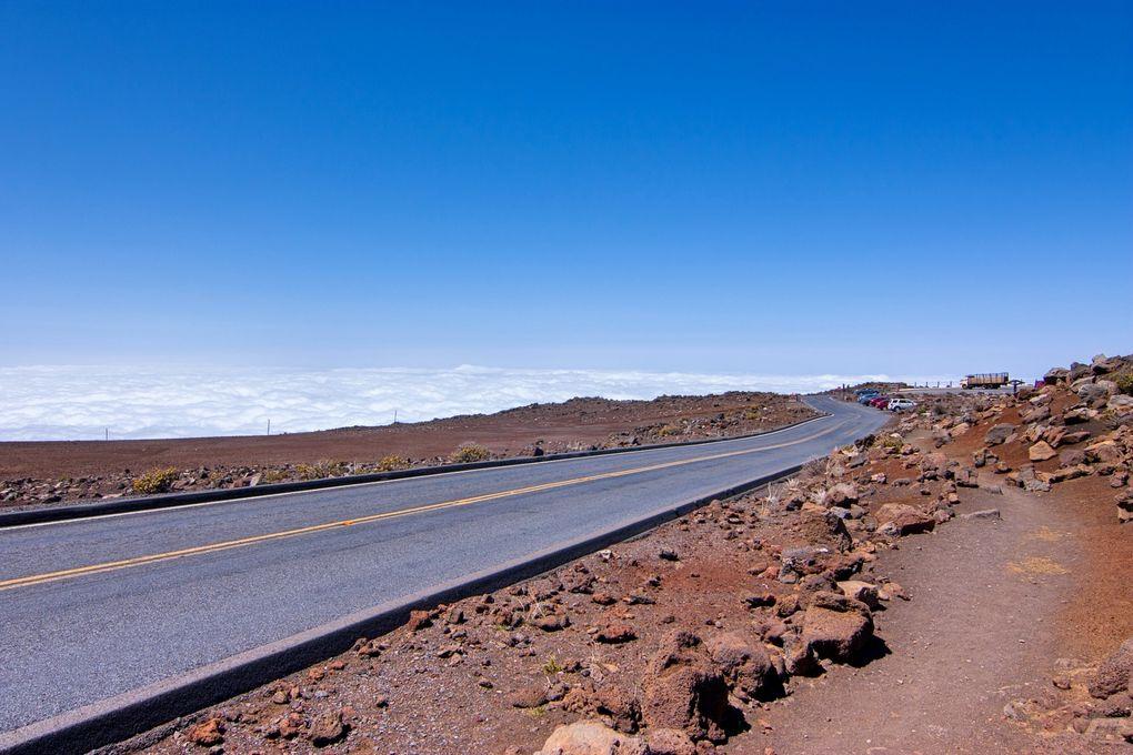 Die schönsten Rennrad-Strecken der Welt: Haleakala auf Hawaii (Foto: Xavier Lambrecht, via Flickr Creative Commons)