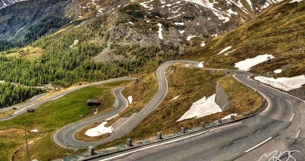 Die schönsten Rennrad-Strecken der Welt: Grossglockner in den Österreichischen Alpen (Foto: Mario Siebold, via Flickr Creative Commons)