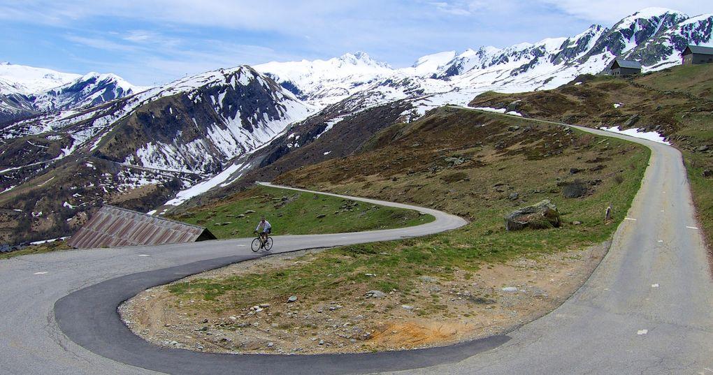 Die schönsten Rennrad-Strecken der Welt: Col de la Croix de Fer in Frankreich (Foto: Will Cyclist, via Flickr Creative Commons)