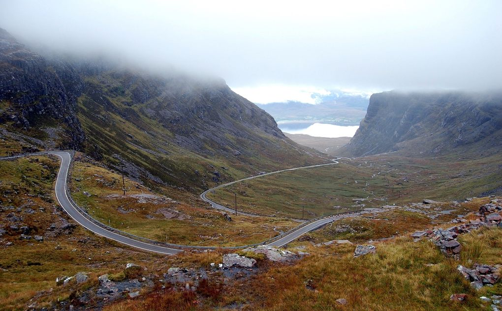 Die schönsten Rennrad-Strecken der Welt: Bealach na Ba in Schottland (Foto: English Pointers, via Flickr Creative Commons)