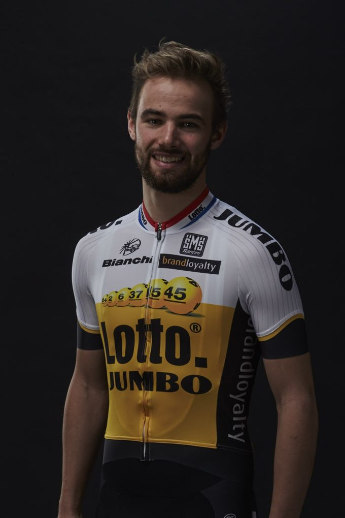 UCI-World-Tour-2016 - Rating aller 18 Team-Trikots: Platz 15 (2,5/5) – Lotto NL-Jumbo (Foto: Lotto NL-Jumbo)