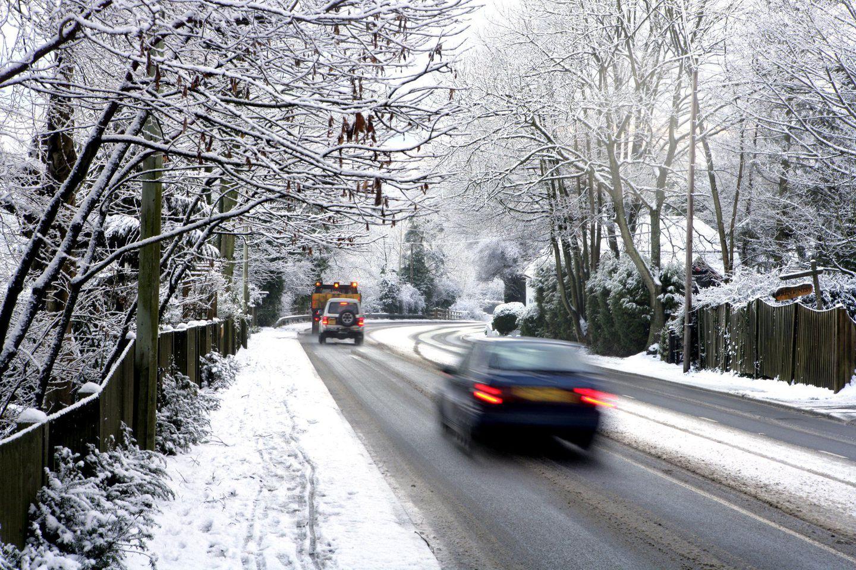 radfahren im winter