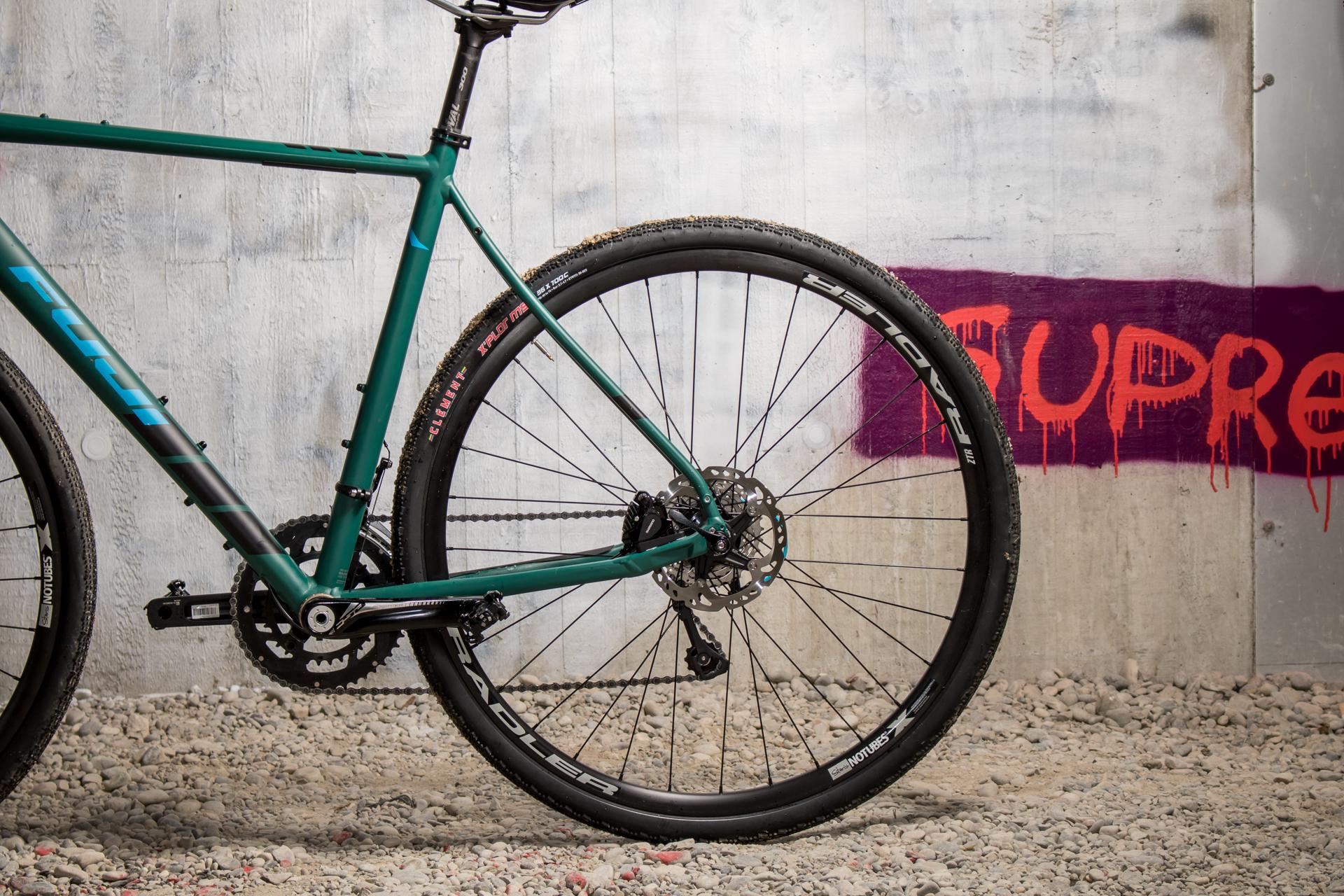 Fuji Jari 1.3 – ein Gravel-Bike mit Allrounder-Att...