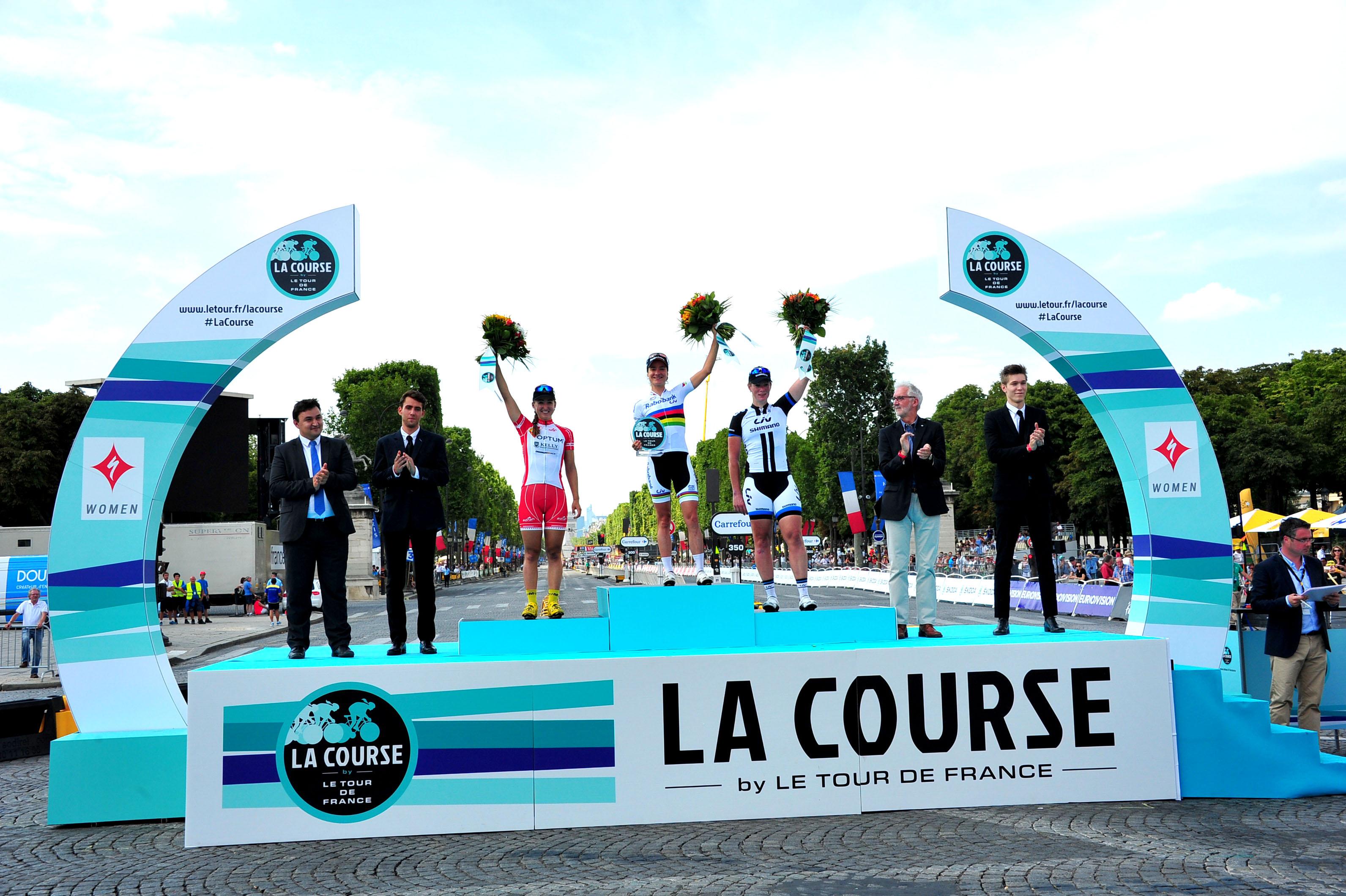 Tour de France – La Course by Le Tour de France: V...
