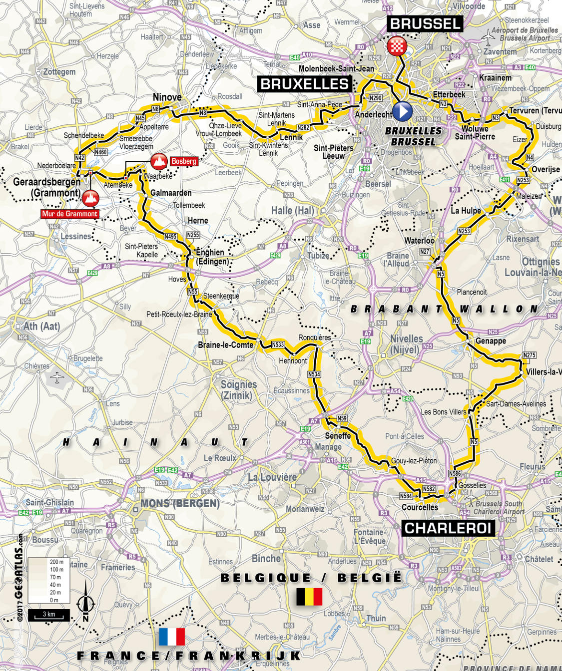 Cycling Tour France