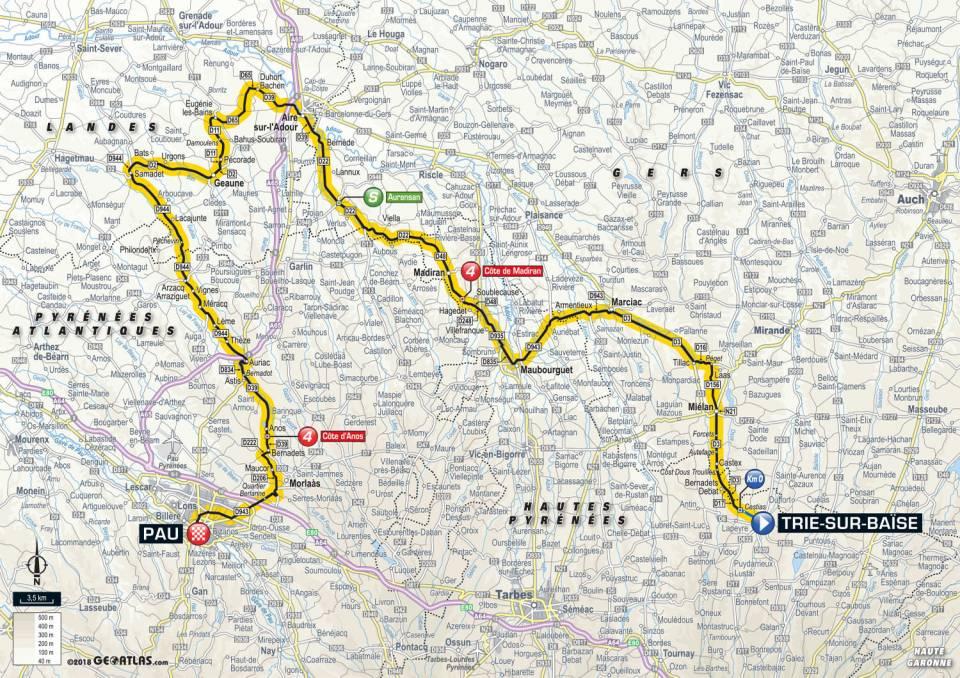 Tour De France 2018 Vorschau Auf Etappe 18 Roa