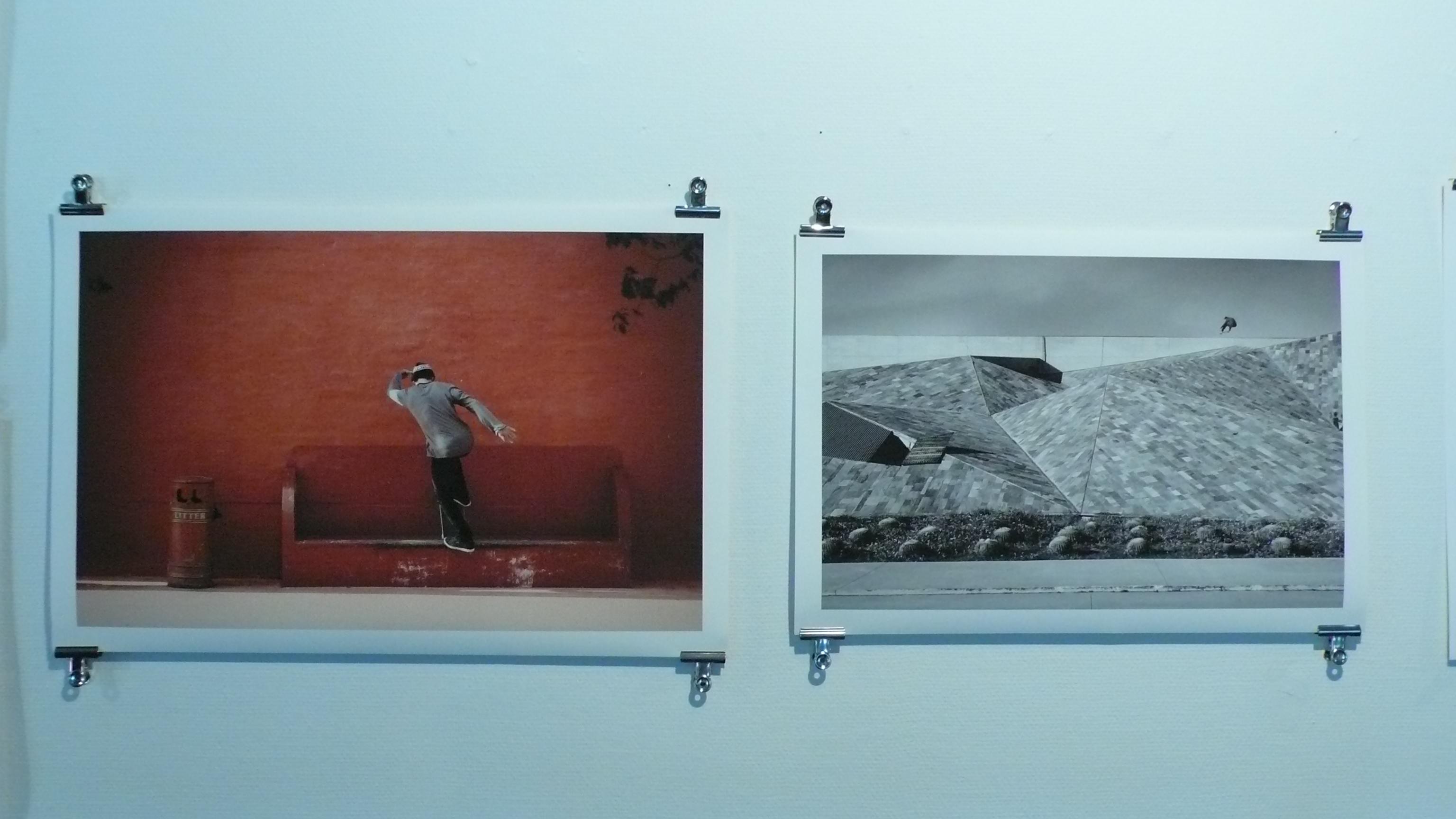 Biemers Bilder von Valeri und Michi, beide waren bei uns im Heft (sind ein bischen stolz!)