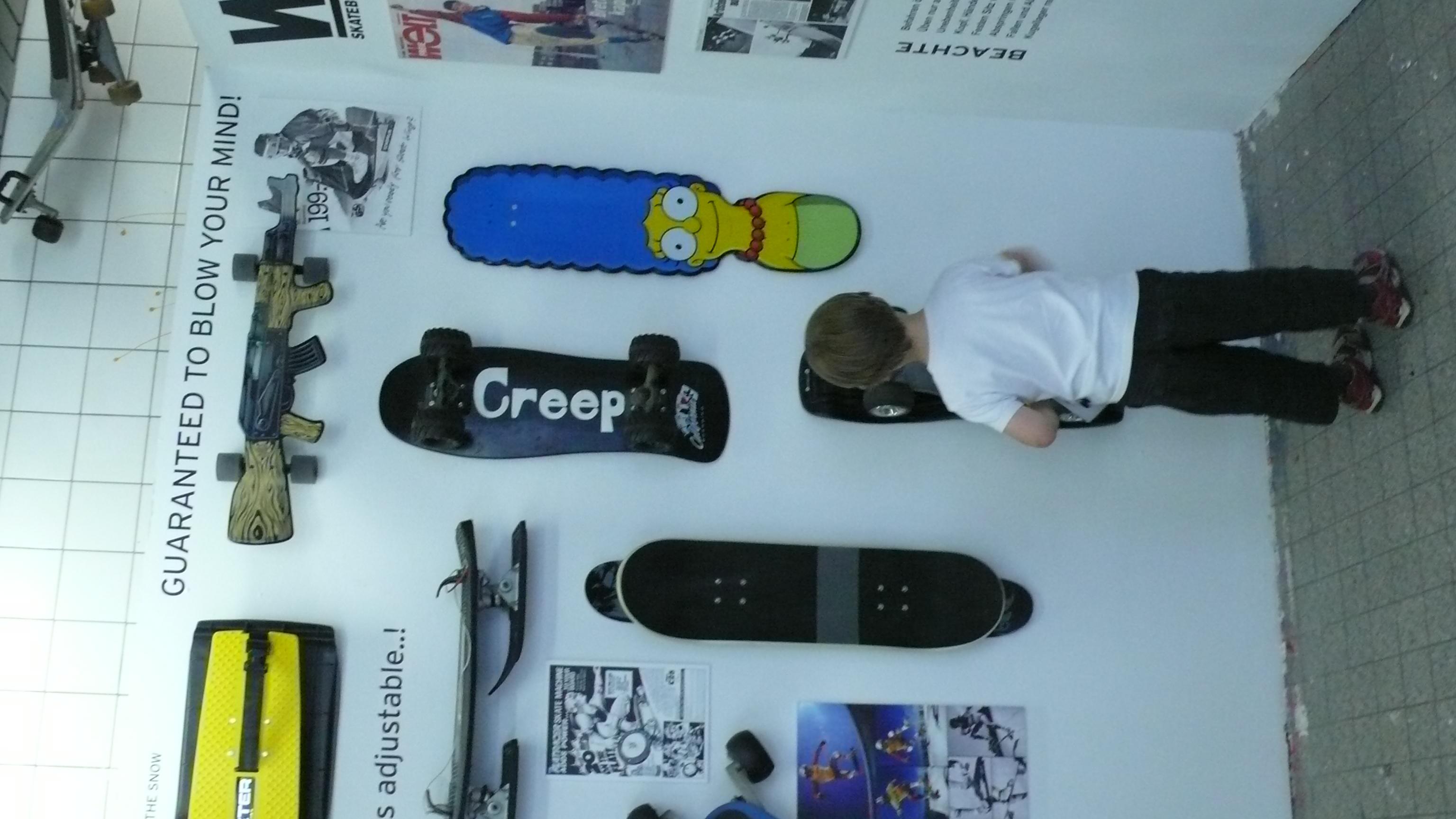 Und mehr abstrakte Boards