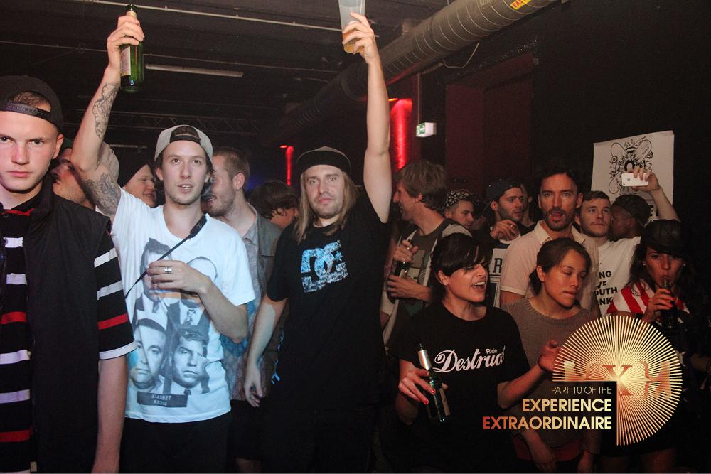 experience extraordinaire X_26