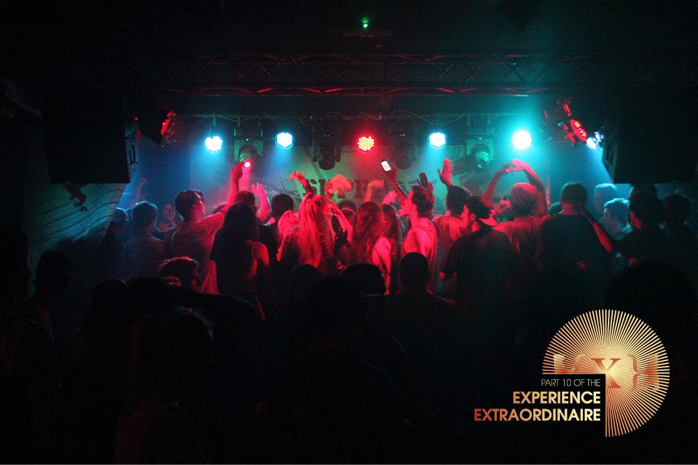 experience extraordinaire X_75