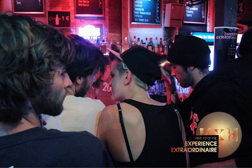 experience extraordinaire X_98