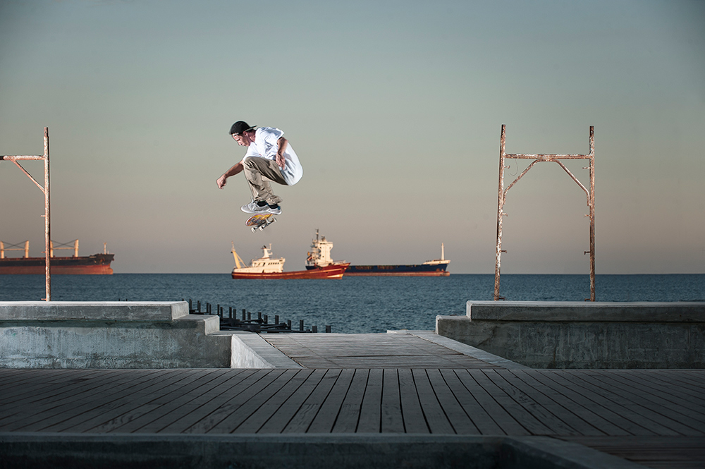 Carlos Ribeiro – Switch Frontside Flip