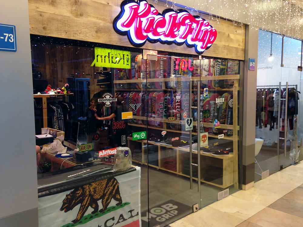 Kickflip Skateshop Beirut