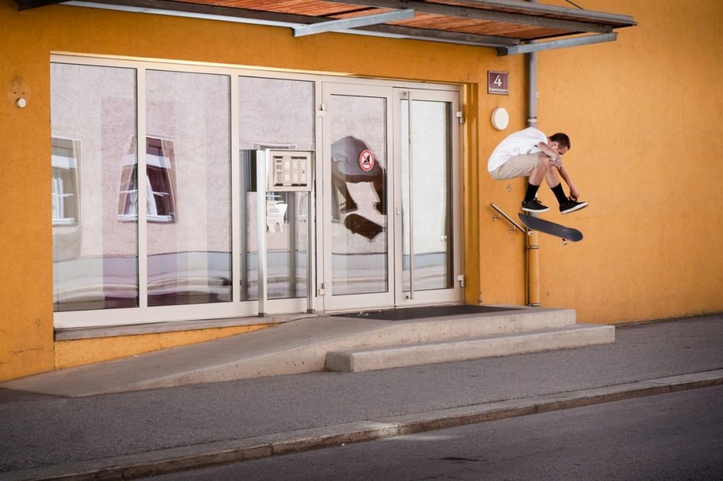Marco Kada – Kickflip