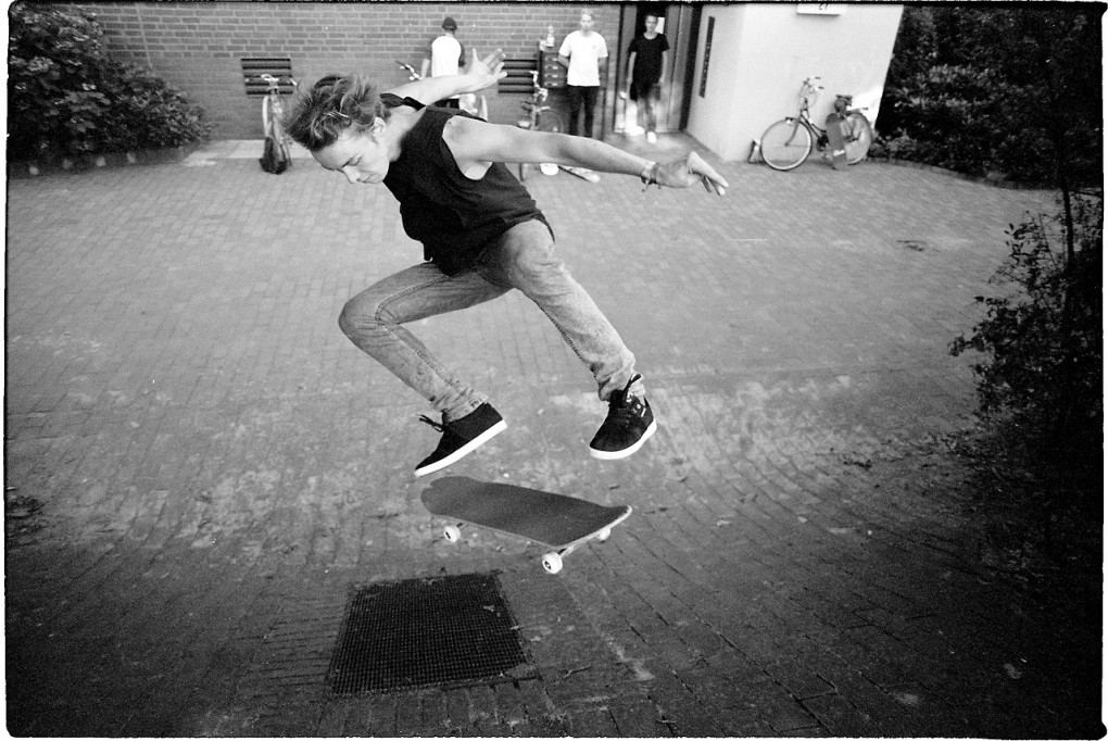 Christoph Friedmann – Backside Flip