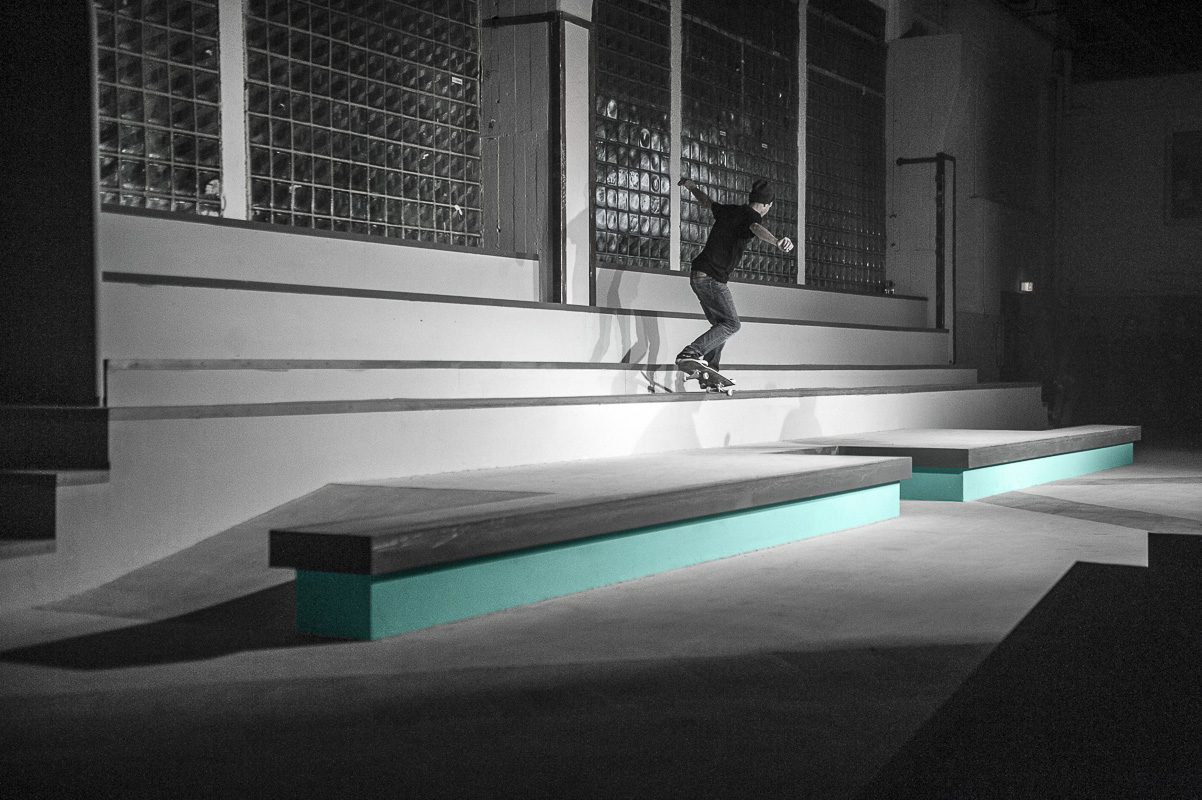 Michi Mackrodt – Backside Nosegrind