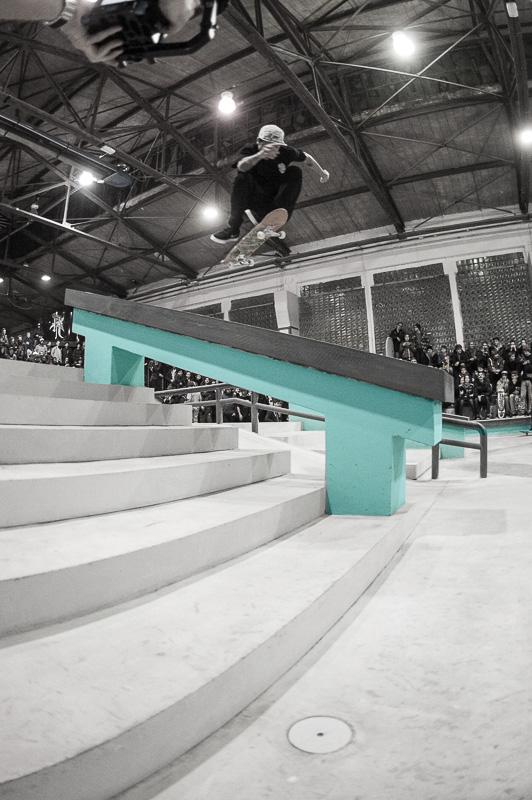 Luan Oliveira – Hardflip