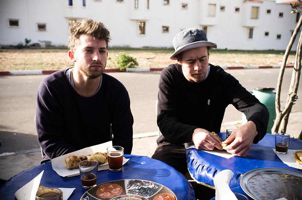 Lakai Marokko Tour