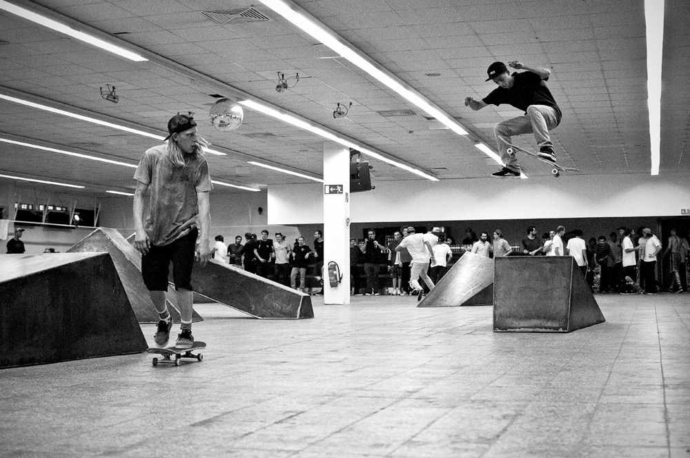 Justin Sommer – 360 Flip