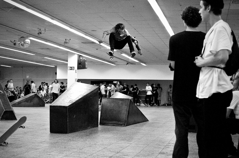 Pascal Reif – Frontside Flip