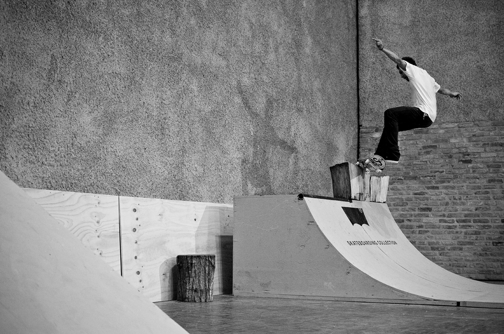 Patrick Rogalski – Frontside 5-0 to Fakie
