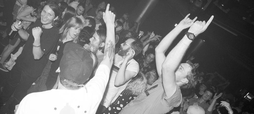 Monster Party Bright Berlin Sommer 2014